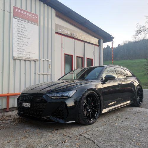 Audi RS6 AArgau